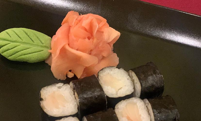 Maki  Sushi   ( 8 ks )