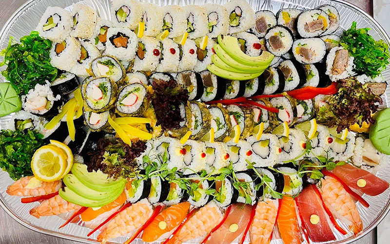 Sushi Set Exclusive