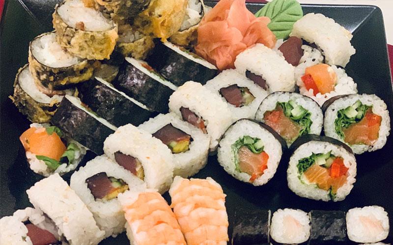 Sushi Set  klasik